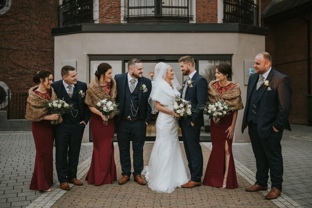 Loughshore Hotel Wedding 87