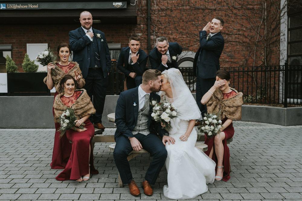 Loughshore Hotel Wedding 88