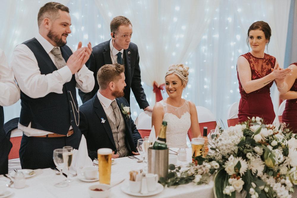 Loughshore Hotel Wedding 95