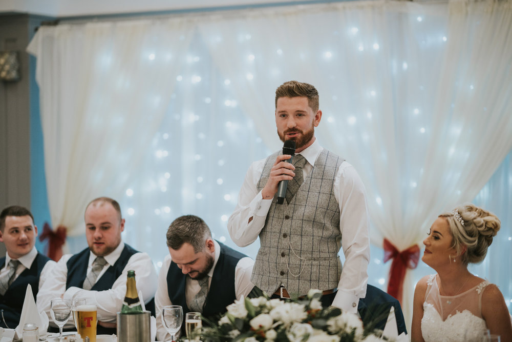 Loughshore Hotel Wedding 100