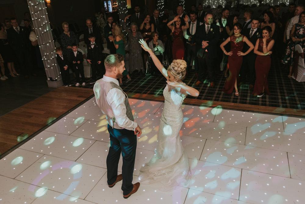 Loughshore Hotel Wedding 110