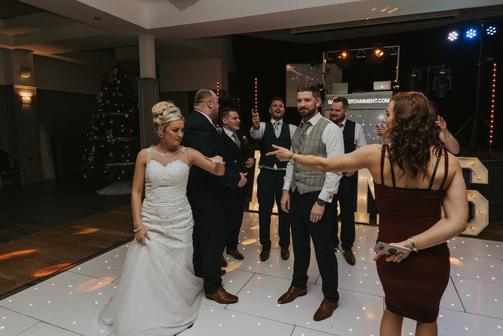 Loughshore Hotel Wedding 113