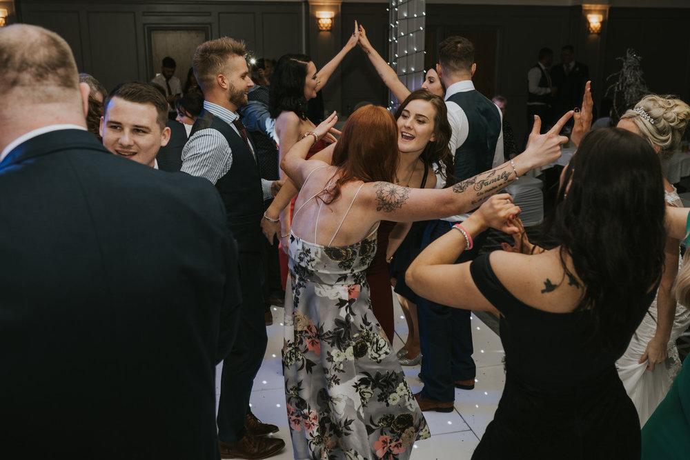 Loughshore Hotel Wedding 114