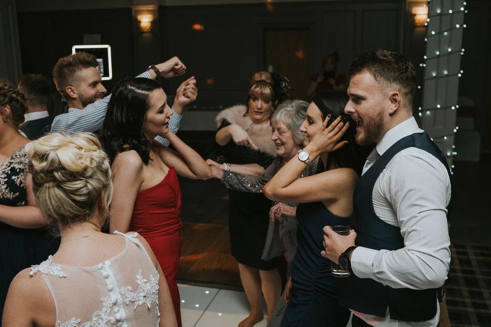 Loughshore Hotel Wedding 115