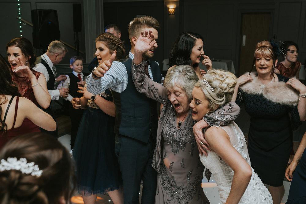 Loughshore Hotel Wedding 118