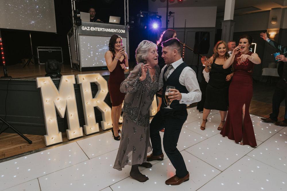 Loughshore Hotel Wedding 116