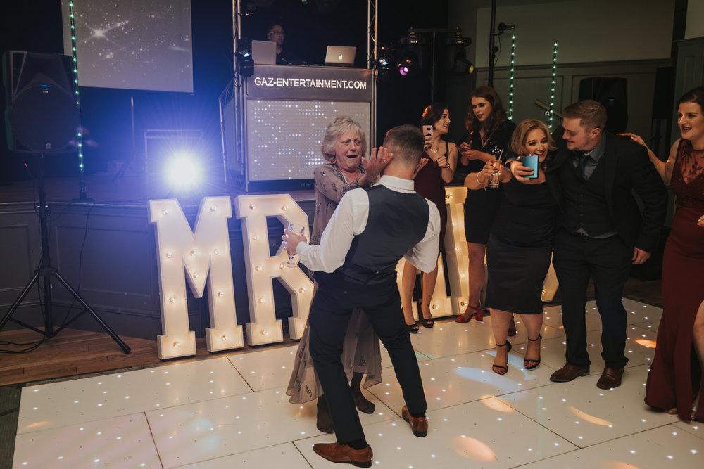 Loughshore Hotel Wedding 117