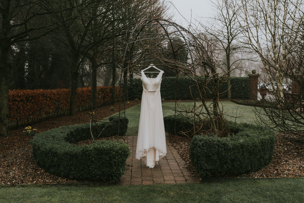 Clandeboye Lodge Hotel Wedding 01