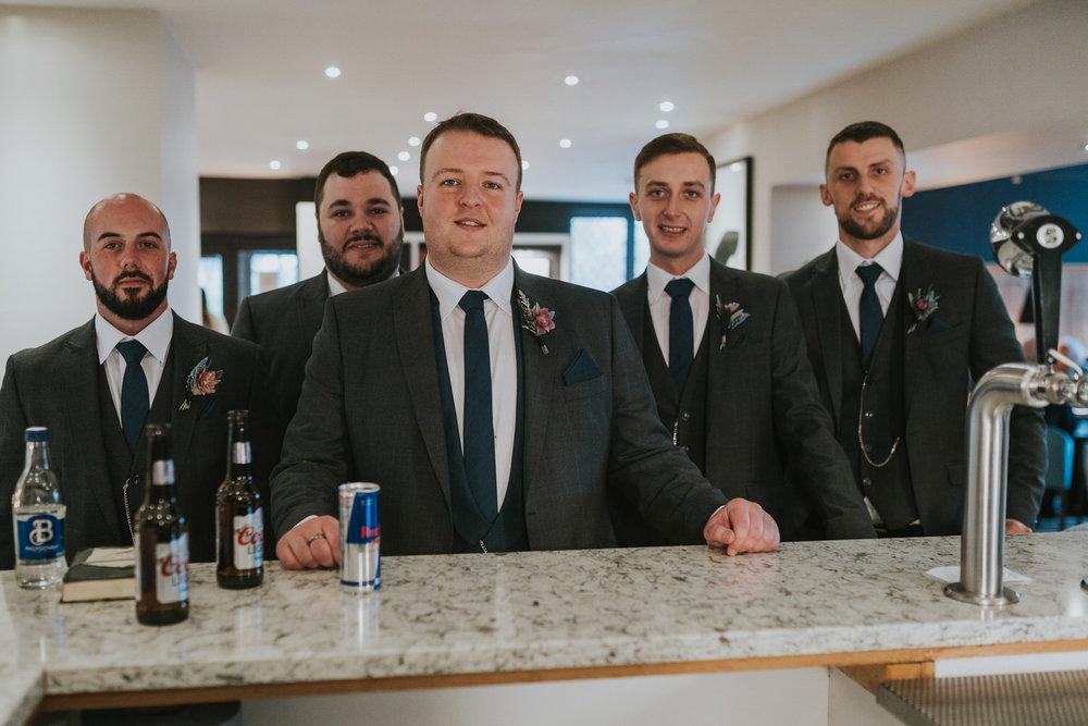 Clandeboye Lodge Hotel Wedding 19