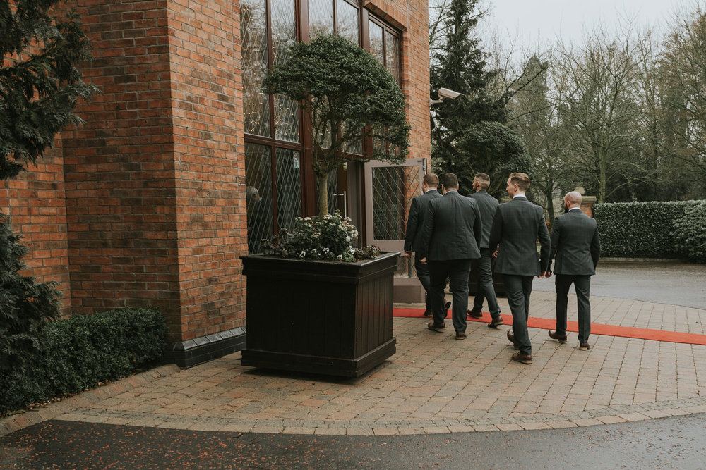 Clandeboye Lodge Hotel Wedding 22