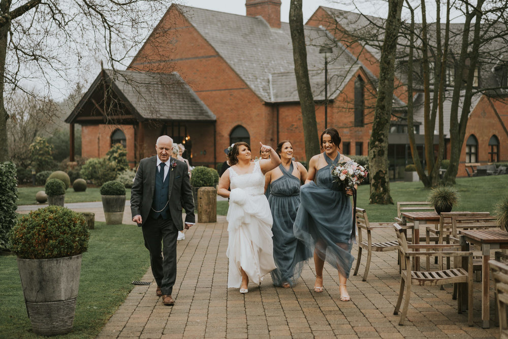 Clandeboye Lodge Hotel Wedding 32