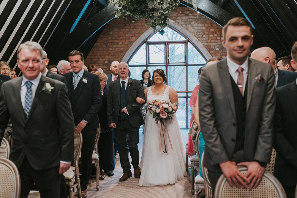 Clandeboye Lodge Hotel Wedding 34