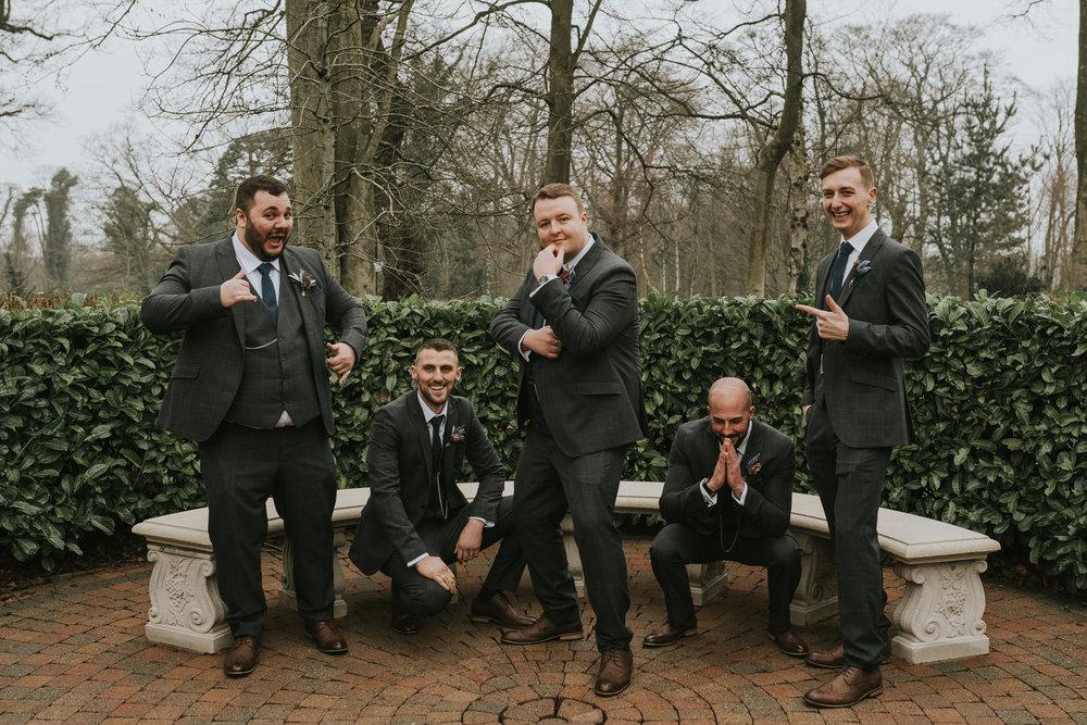 Clandeboye Lodge Hotel Wedding 76
