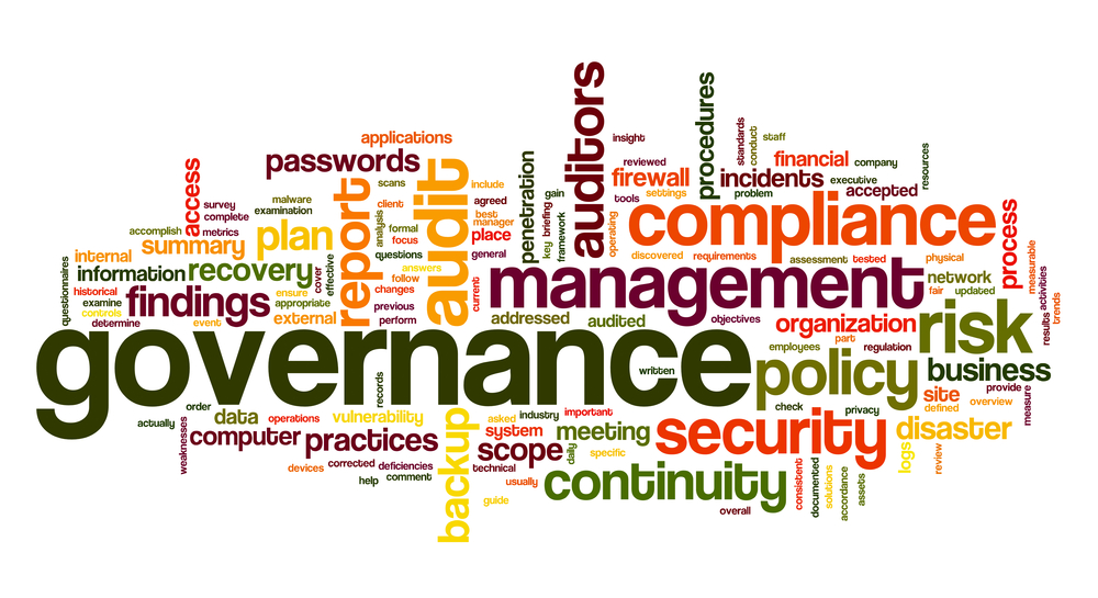 compliance and governance Presentation on compliance and governance copyright: © all rights reserved download as pptx, pdf, txt or read online from scribd flag for inappropriate content.