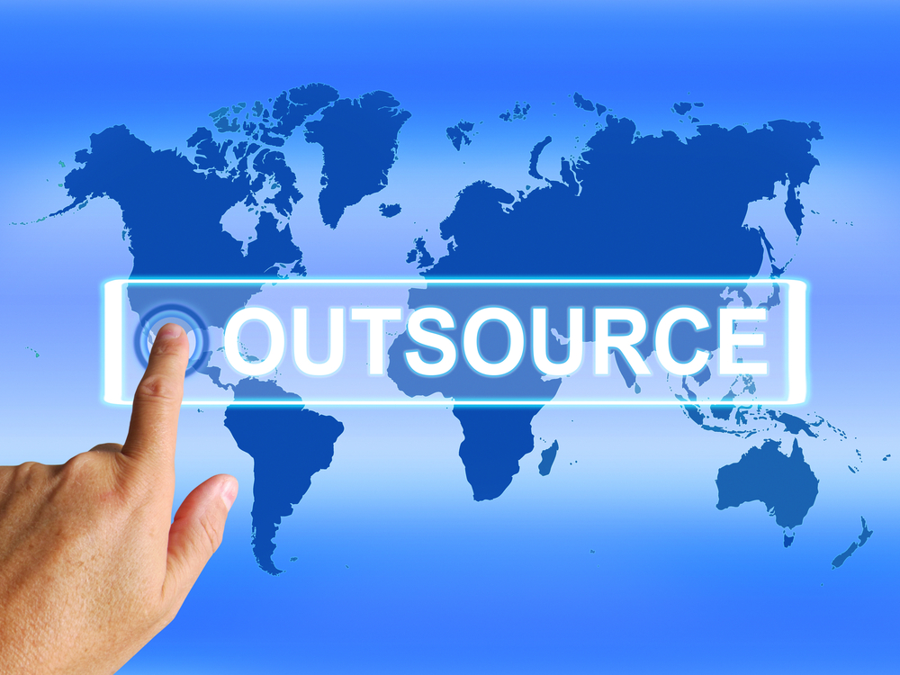 Outsourcing Consulting practice in India