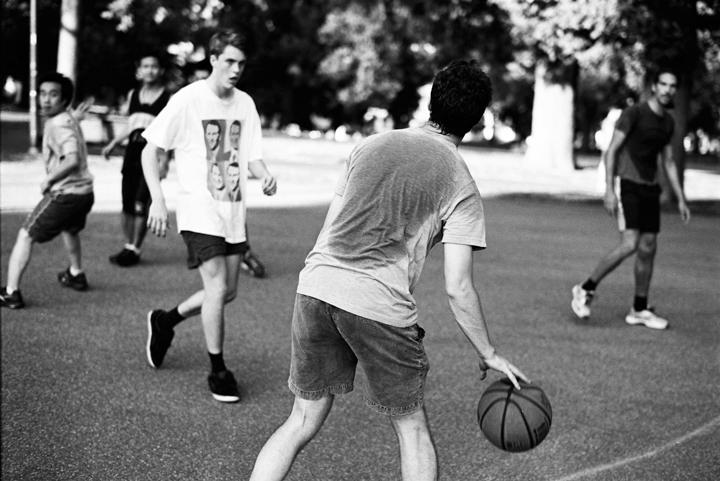 Carlton Park, Melbourne, Basket Ball, Australia