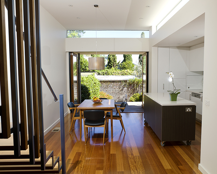 Tony Marin, Architecture, Photographer, Melbourne, House, dining room