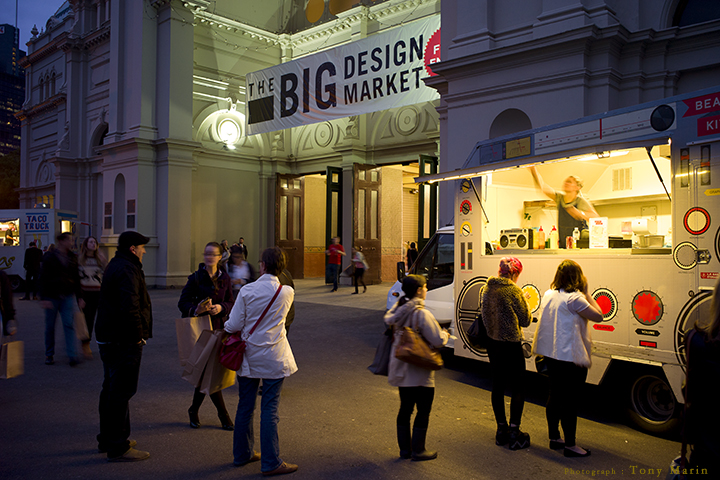 Big Design Market, Melbourne, Event