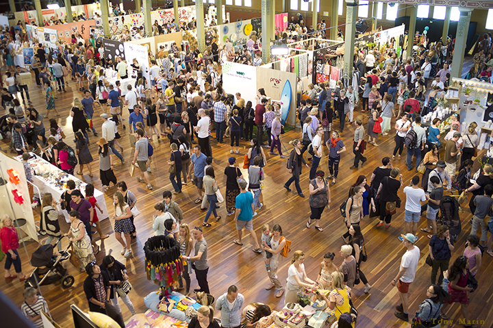 Big Design Market, Stalls, Melbourne, Event