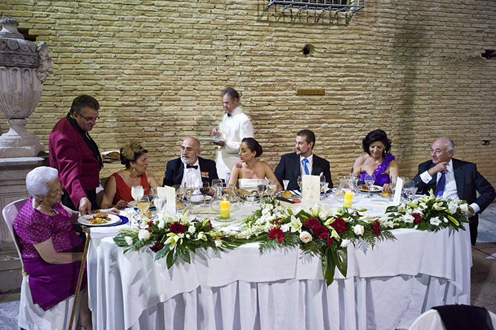 Wedding Photographer, Tony Marin, Spain, reception
