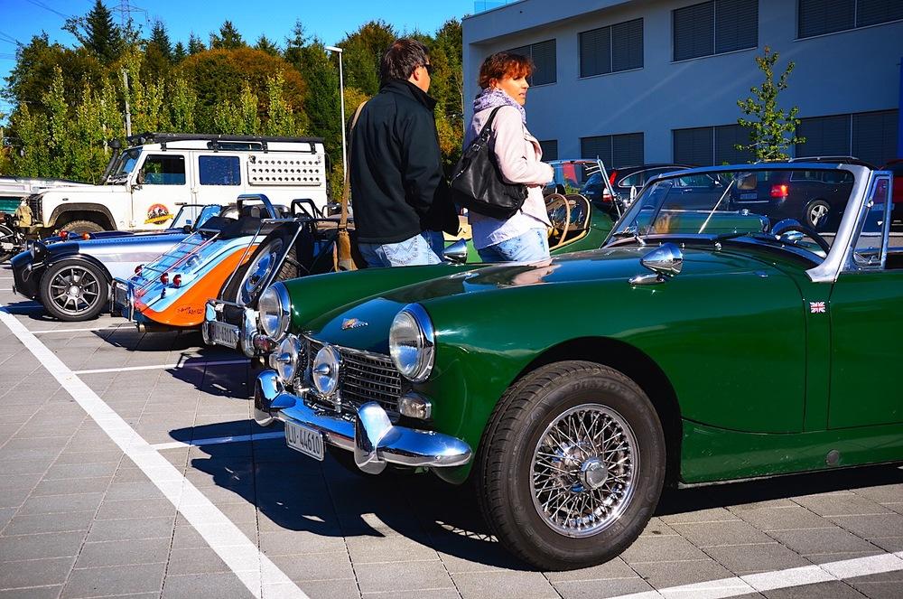 uwharrie british car meet 2015