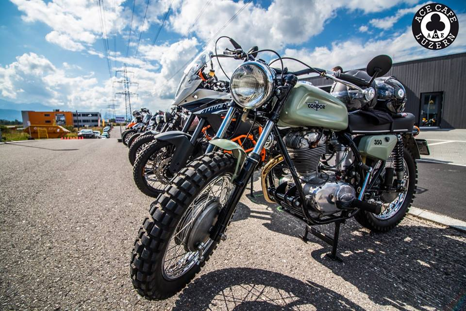 SCRAMBLER-, MOTOCROSS-, MX- & FLAT TRACKER-MEET