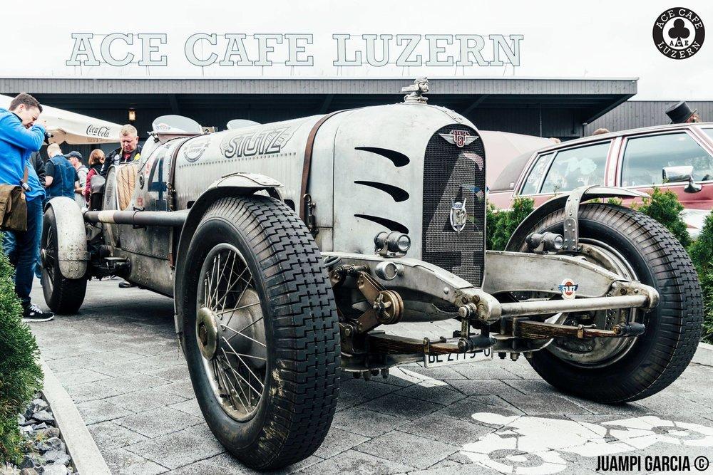 AMERICAN CAR MEET @ ACE LUZERN