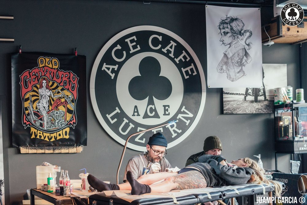 TATTOO CONVENTION @ ACE LUZERN