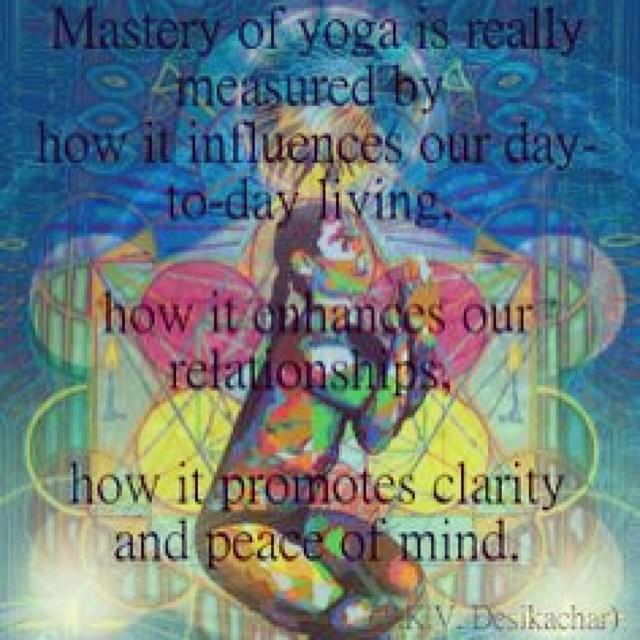 #yogaeveryday #desikachar #masteryofthemind #clarity #consciousness #focus #awareness