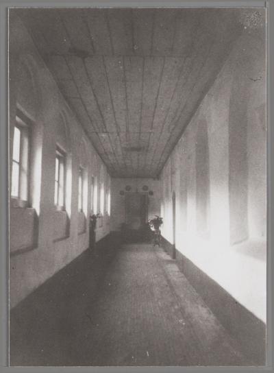 Interieur Kloostergang circa 1900-1914