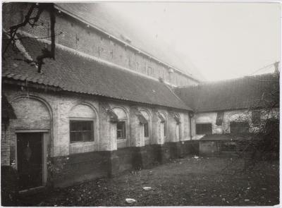 Kloosterhof Mariënhof. Circa 1919