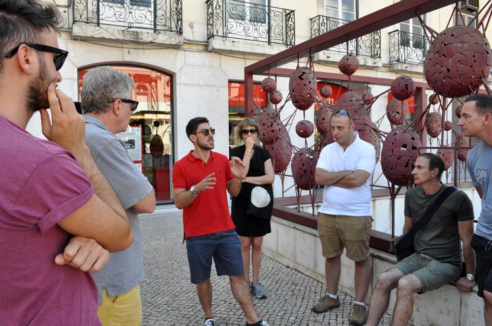 Português Et Cetera_Learning Tour_Fim da Monarquia, Implantação da República, Estado Novo e Revolução dos Cravos_foto4