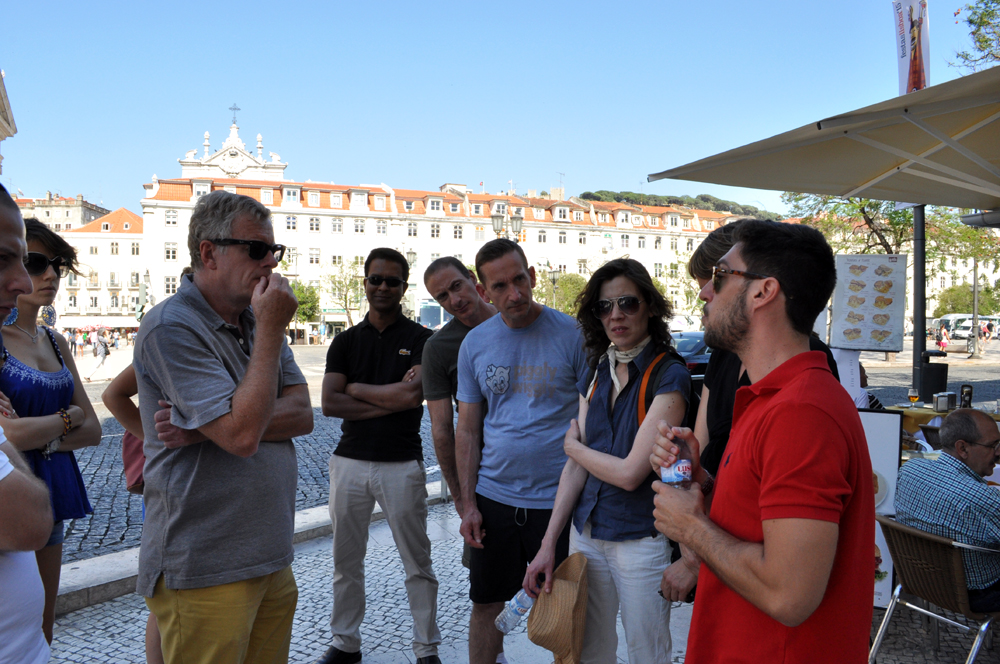 Português Et Cetera_Learning Tour_Fim da Monarquia, Implantação da República, Estado Novo e Revolução dos Cravos_foto5