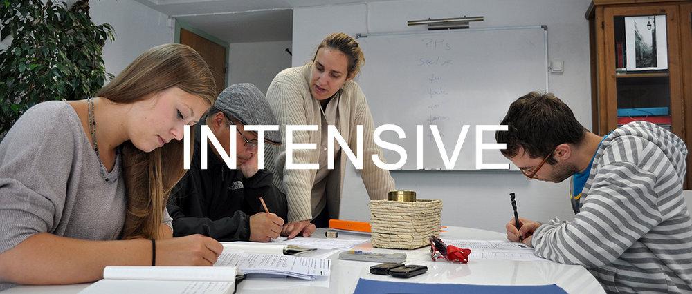 Intensive Portuguese Course