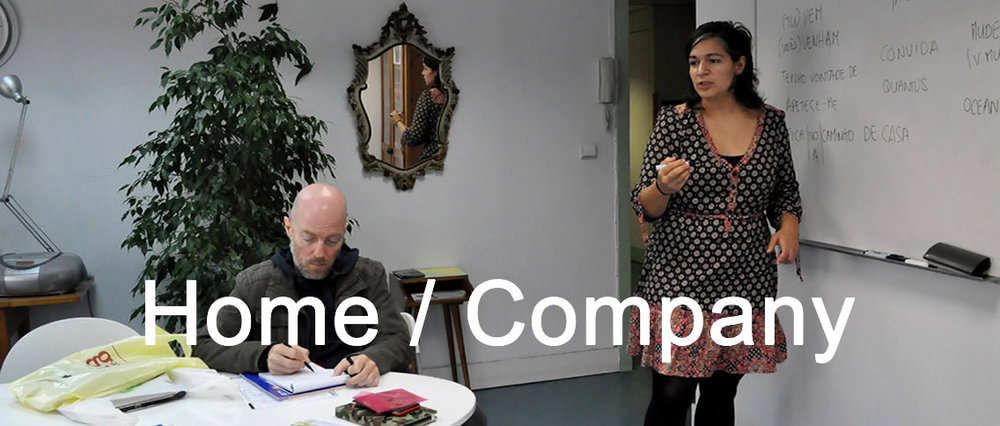 Portuguese at Home / Company