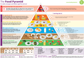 New food pyramid: It makes better sense than the previous one, but is still a compromise between science, the Government and the food sector.