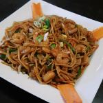 Prawn Gurkhali Noodles