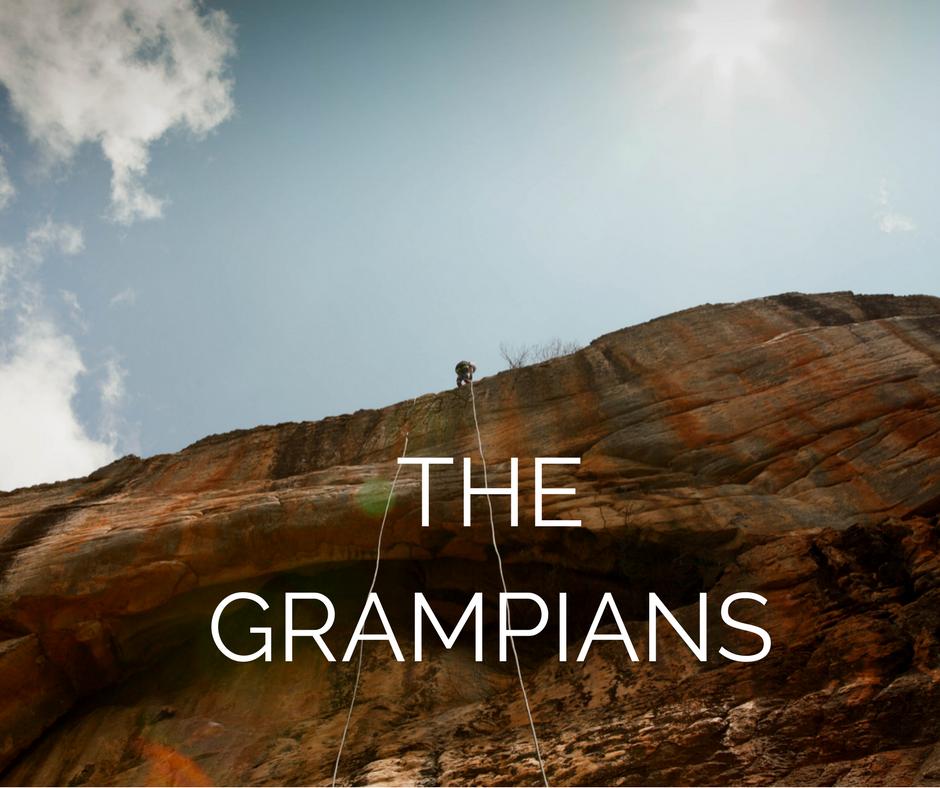 Rock Climbing in The Grampians National Park