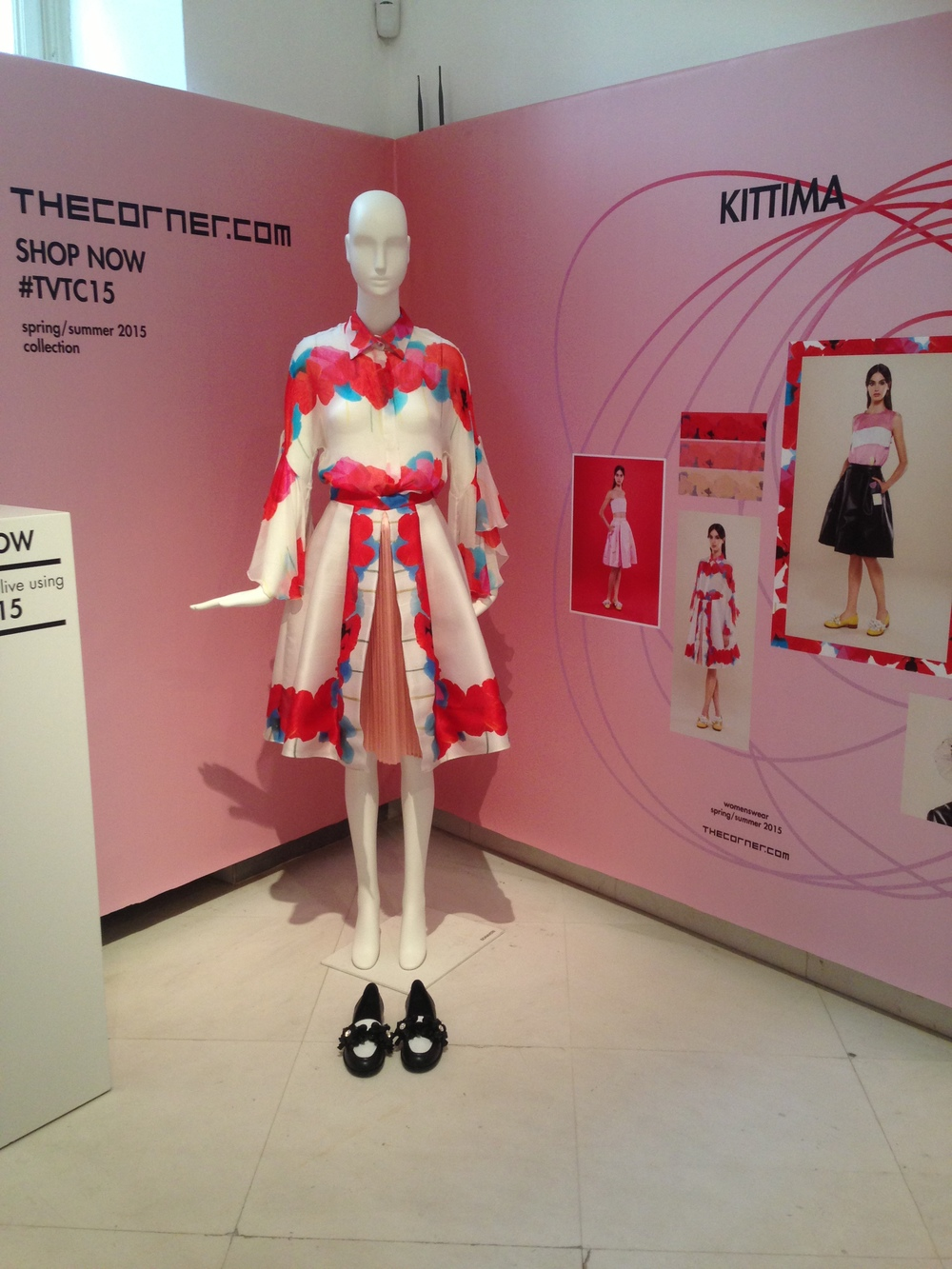 Kittima SS15 Collection