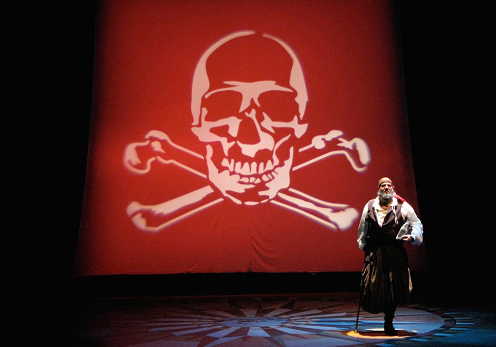 TREASURE ISLAND | Round House Theatre