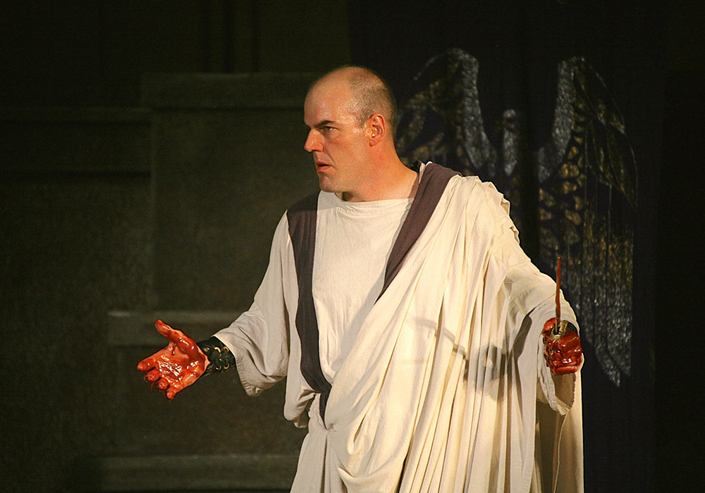 JULIUS CAESAR  | Shakespeare Festival of St. Louis