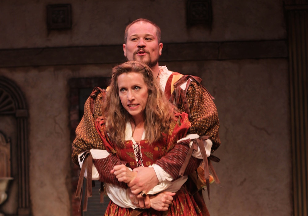 SHREW | Director | Texas Shakespeare Festival