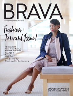 Brava Magazine October 2016 Issue