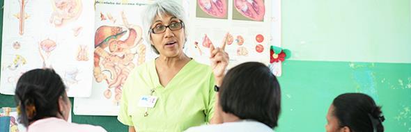 Health Education..a part of everything we do! Elizabeth Seunarine, R.N