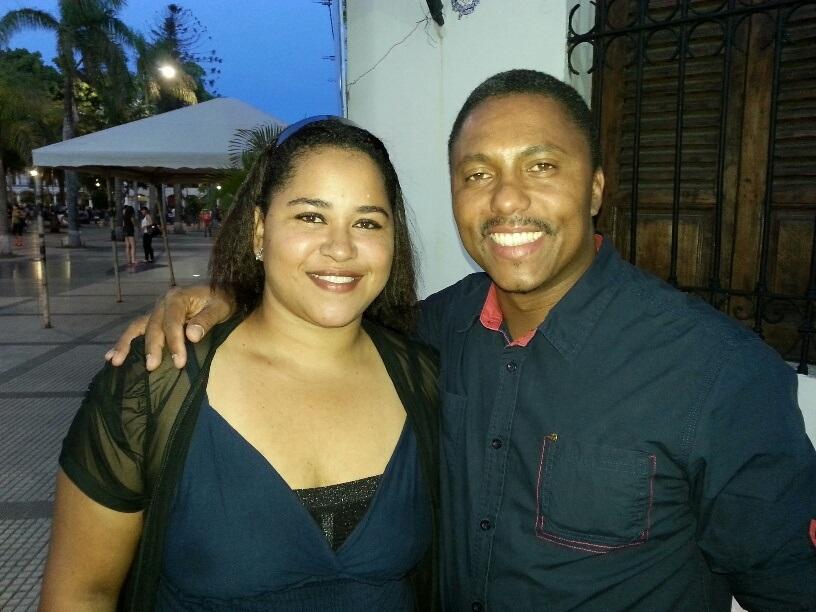 Francis & Yenny Perez