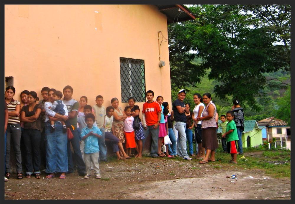 Honduras clinis line