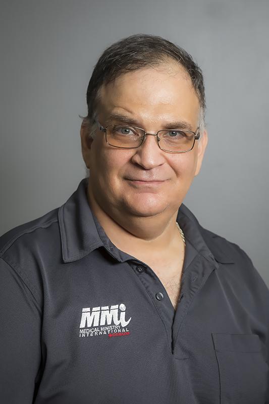 Joe Fiorentino   Warehouse Support Staff