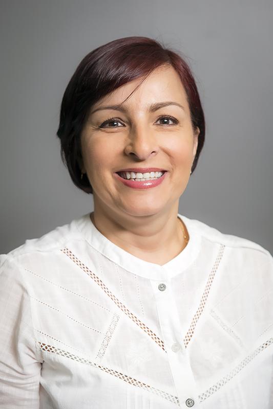 Mariluz Vargas   Project Coordinator, Dominican Republic