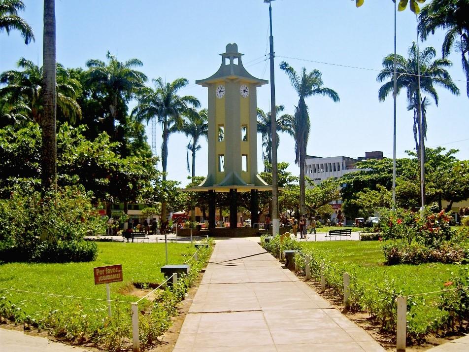 MADRE DE RIOS