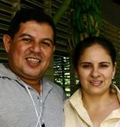 Gustavo & Dr Mildred Elicegui